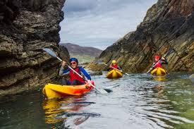 rigorous kayak