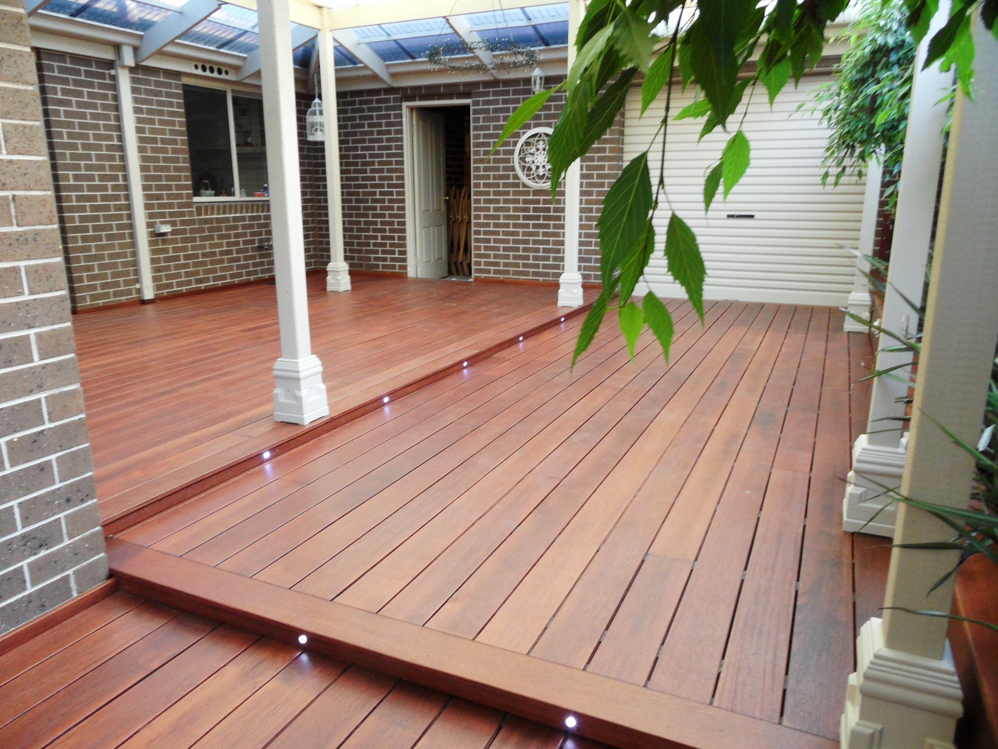 Roof-decking